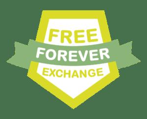 FunDeco Free Forever Exchange logo