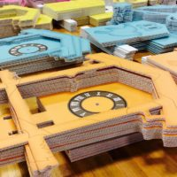 FunDeco Cuckoo Clock production