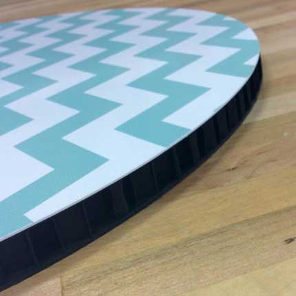 FunDeco board with design